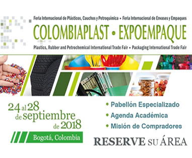 COLOMBIAPLAST EXPOEMPAQUE 2018